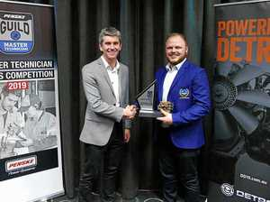 Perth technician powers to title
