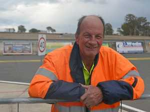 Raceway volunteering helping man to start a new life