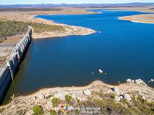 Six figure water trucking bill as drought continues in Downs
