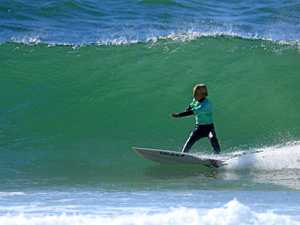 Young surfer needs to make his big scores count