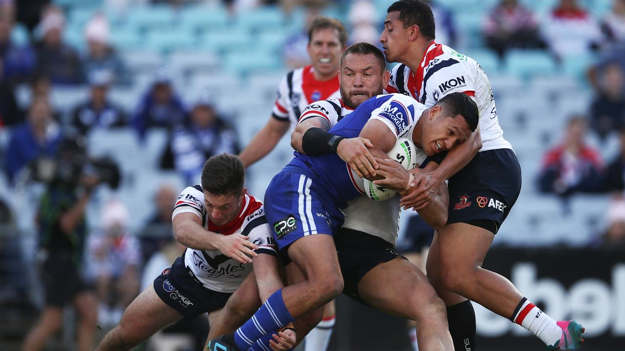 Dallin Watene-Zelezniak faces his former club for the first time. Picture: Brendon Thorne