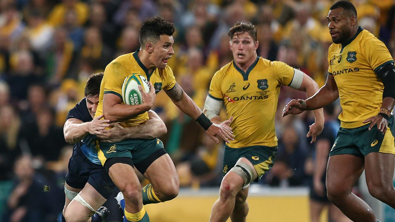 World Cup-winning captain John Eales believes the Wallabies need to back their own abilities more.