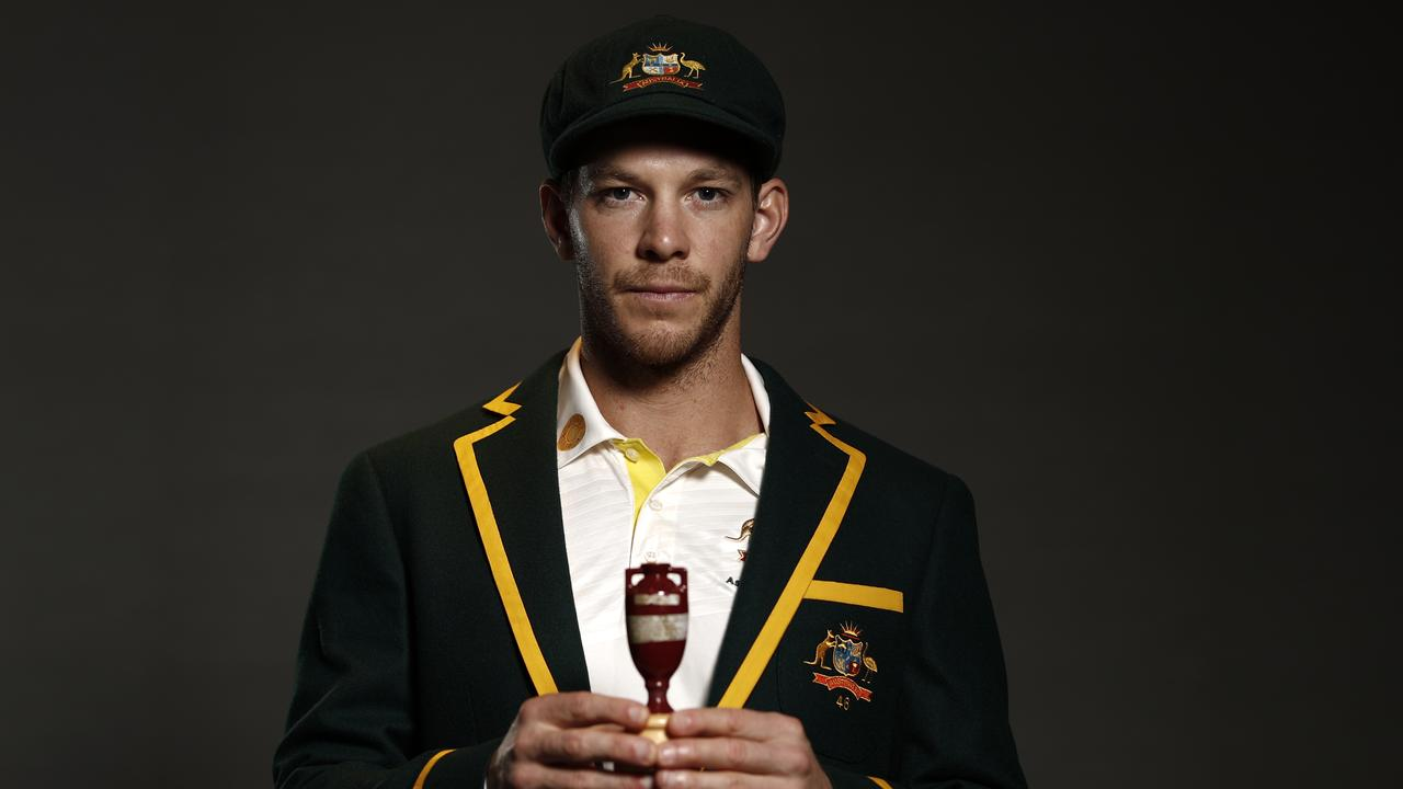 Australia captain Tim Paine believes his team can break Ashes drought. Picture: Getty