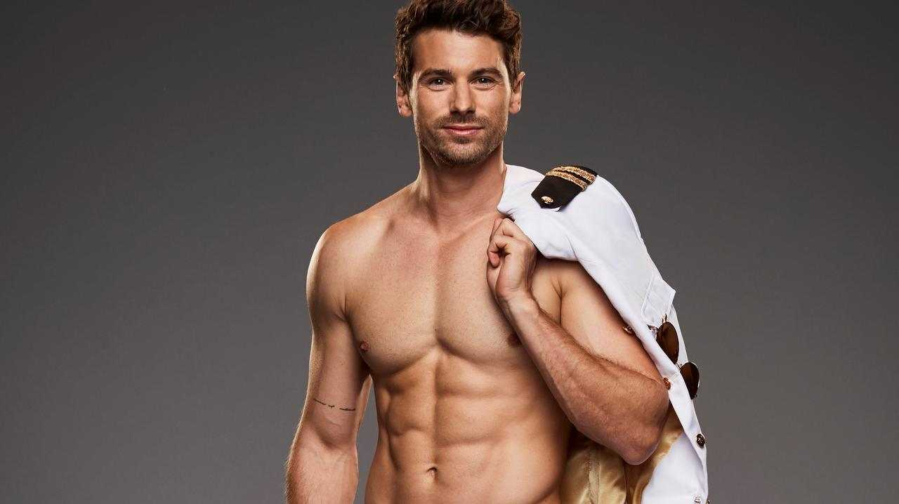 Matty J is one of the star's stripping as part of Channel 7's All New Monty.