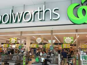 Customer fumes over Woolies delivery scattered on front door