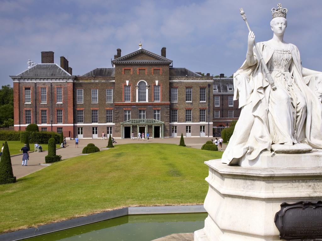The Royals are shaken after a convicted torturer was allowed to deliver furniture to Kensington Palace, getting within metres of Prince George and his siblings. Picture: Visit Britain.