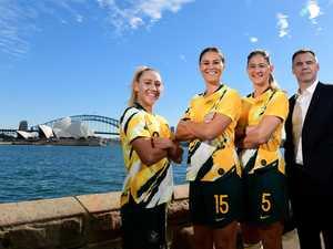 NSW backs 2023 Women's World Cup bid