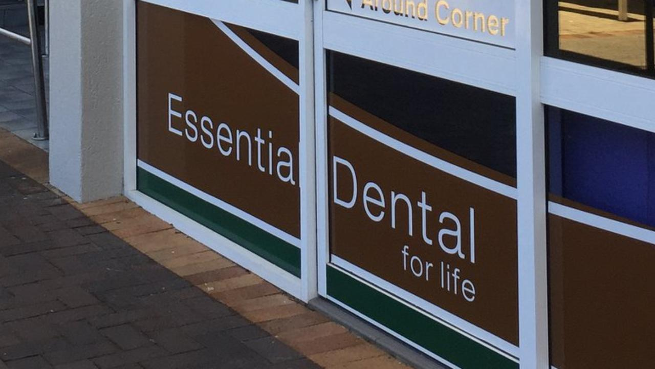 Essential Dental has been shutdown by health authorities due to sloppy infection control