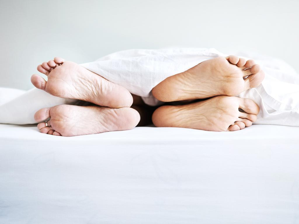 "This couple's unusual bedtime rule has been described as ""sinful"" and ""wrong""."
