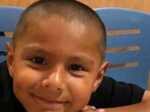 Boy, 6, killed as gun violence grips US