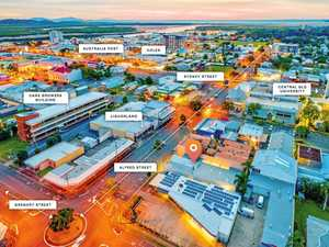 Commercial property in Mackay CBD offers secure investment