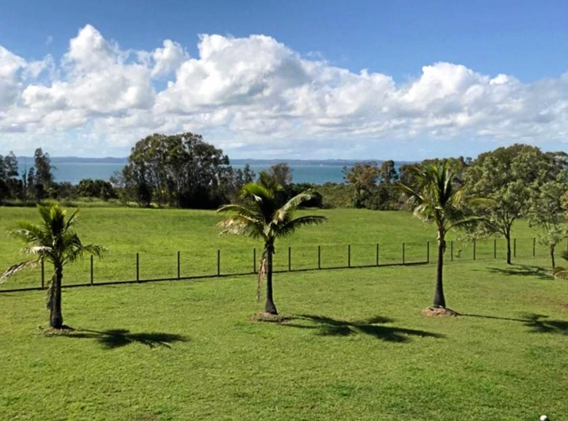118 Janine Street Booral became the highest reported sale on the Fraser Coast last week when it went for $800,000. The five acre property has views of Fraser Island.