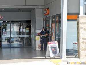 Amateur armed robber tells victim 'I'm sorry'
