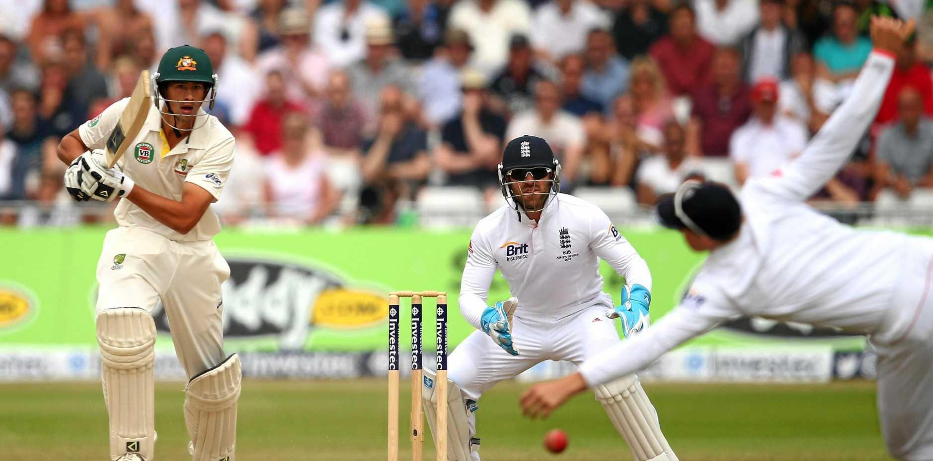 Ashton Agar was almost the hero for Australia at Trent Bridge Cricket in 2013.