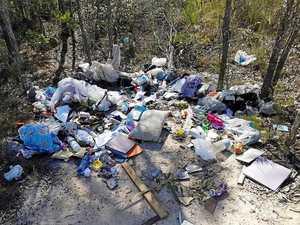 Fraser Coast among highest records of illegal dumping