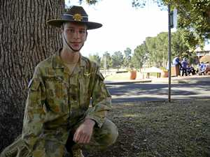 Toowoomba student to represent Australia in cadets challenge