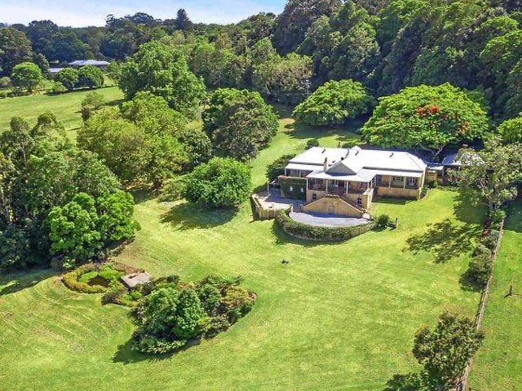 Olivia Newton-John's Ballina property.