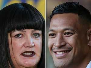 RA's not-so-secret Folau agenda has been revealed