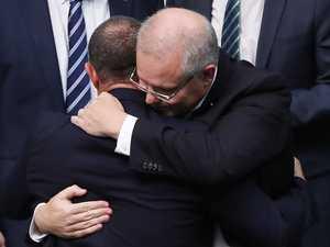 MPs heartbreak: I felt my boy die in my arms