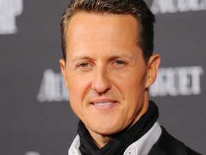 'He's fighting': Schumacher's big update