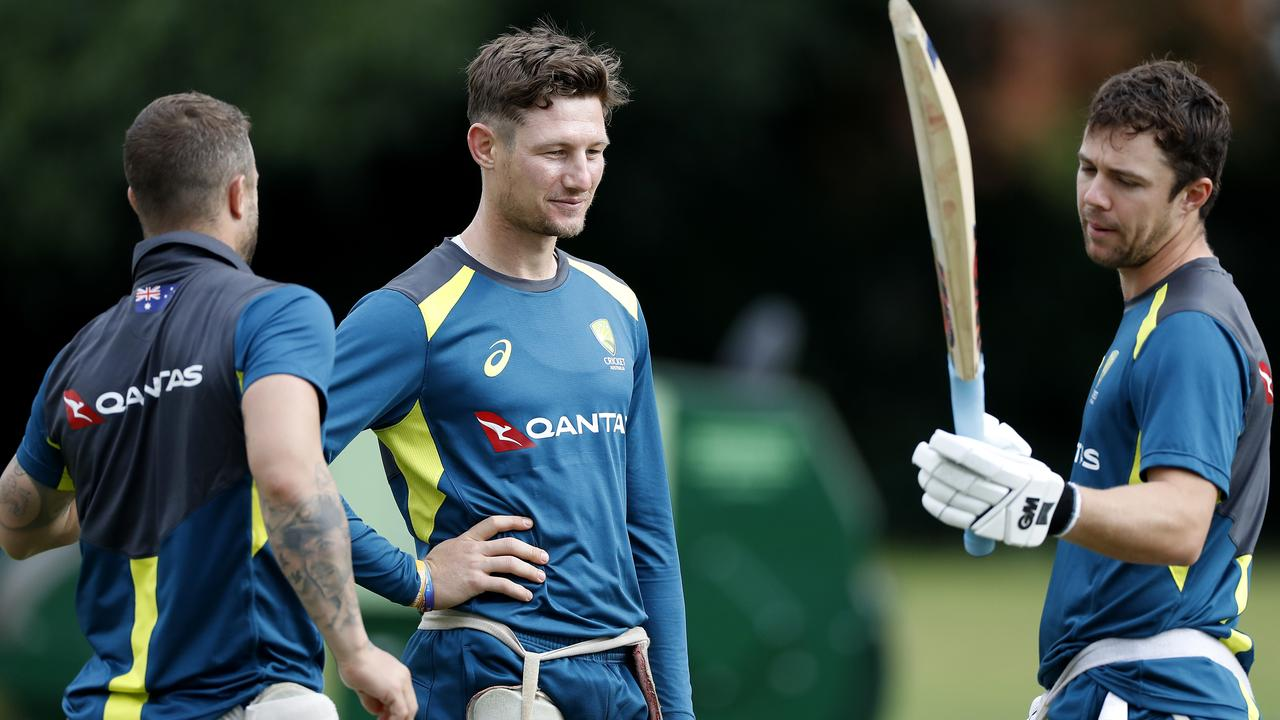 Matthew Wade, Cameron Bancroft and Travis Head look all set to play at Edgbaston.
