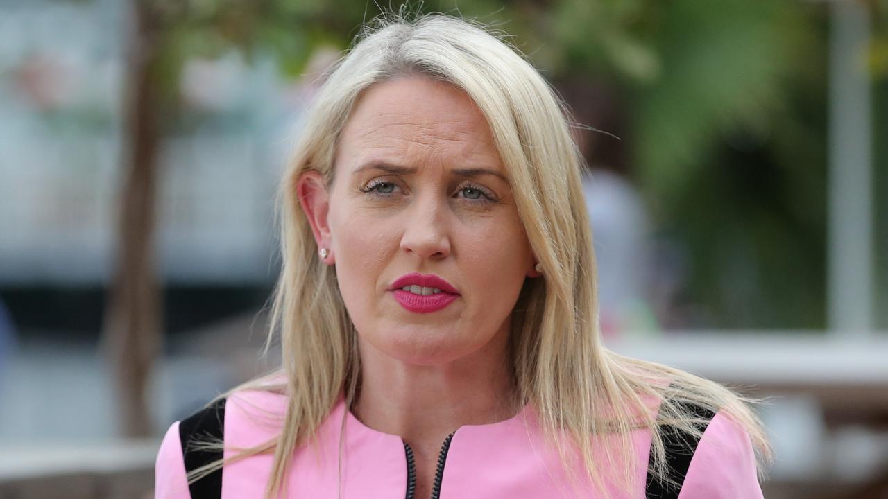 Queensland Tourism Minister Kate Jones