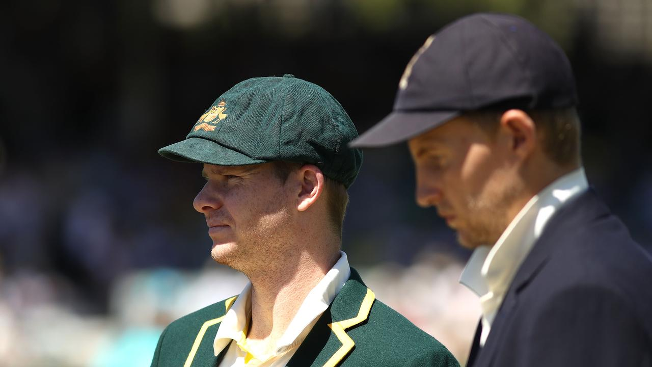 Joe Root has questioned Steve Smith's Ashes batting record. Picture: Getty