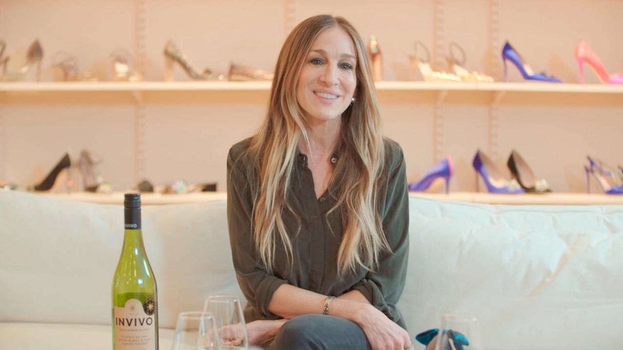 Sarah Jessica Parker has partnered with NZ wine label Invivo.