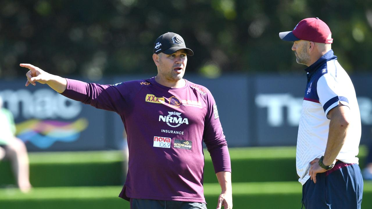 Seibold knows missing the finals in unacceptable. AAP Image/Darren England.