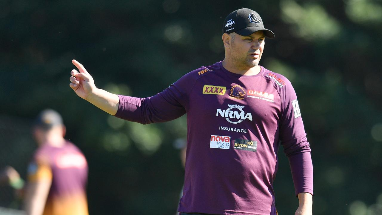 Anthony Seibold has made his mark. AAP Image/Darren England.