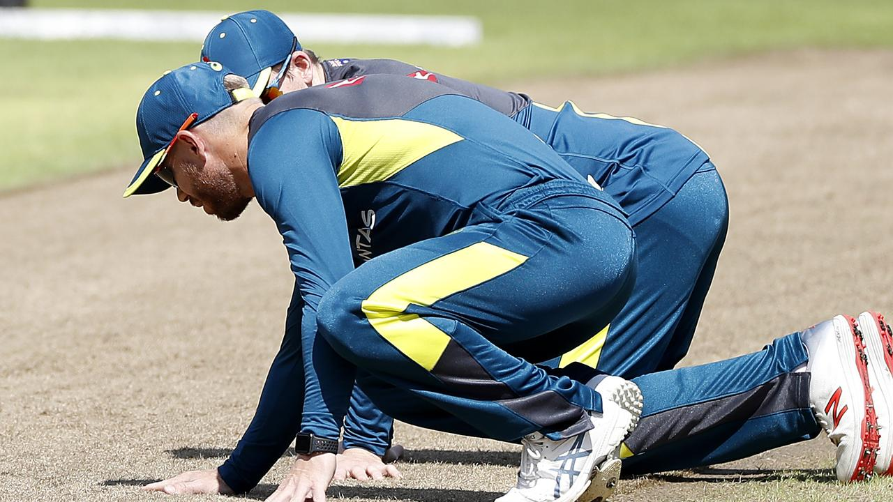 The pressure will be on David Warner and Steve Smith to perform.