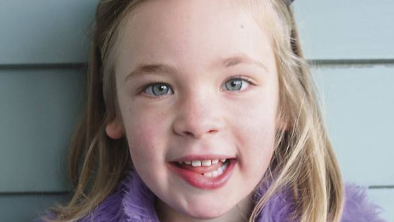 Carla died as a result of the collision outside her family's home. Picture: New Zealand Herald/Supplied