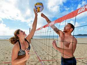 Push to build region's beach volleyball ranks