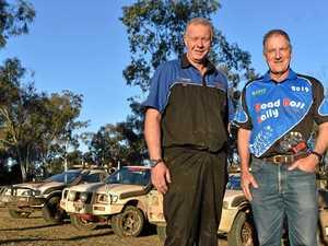Drivers rev up for vital fundraiser