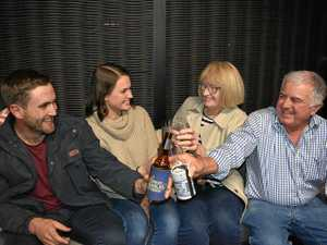 'Perfect' night out for fundraiser winners