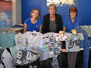 HOW THEY DID IT: Business collects 200 PJs for foster kids
