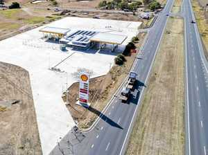 Popular highway servo close to re-opening