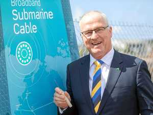 Broadband submarine cable to land at 'Abdy's beach'