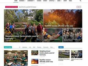 Bundy council's 'news' website in the spotlight
