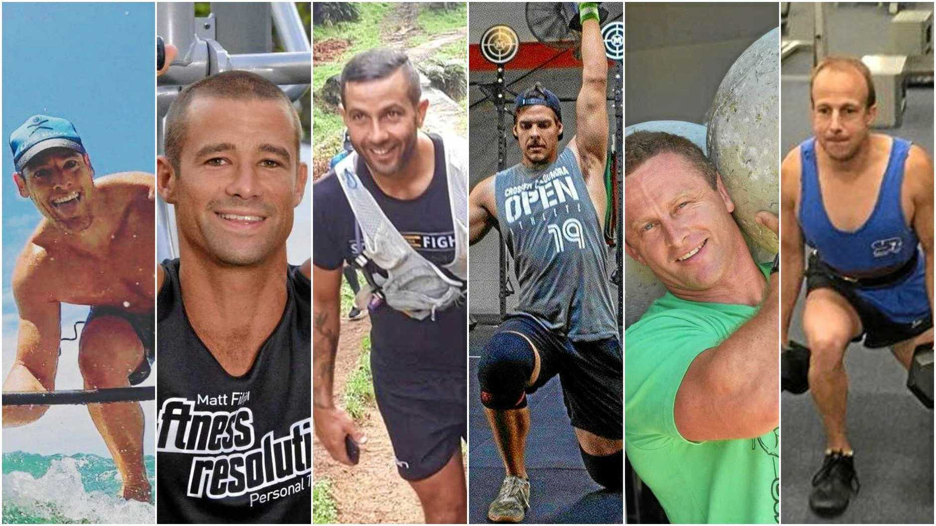 These six personal trainers are in the running to be named the best on the Sunshine Coast. There's less than 12 hours to vote, so get in fast!