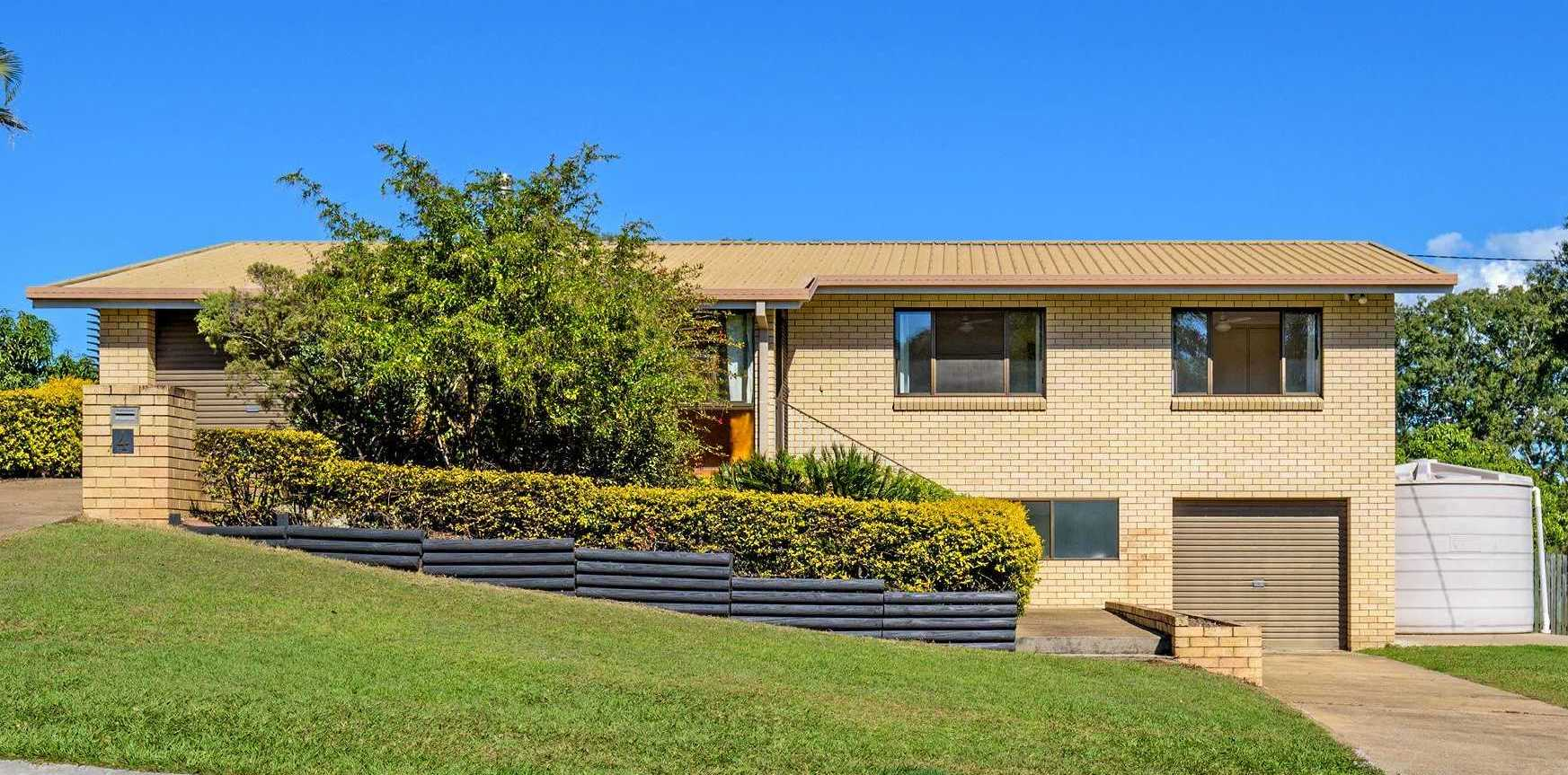 DON'T MISS: 4 Dalee St, Jones Hill is one of many open homes to be viewed this weekend.