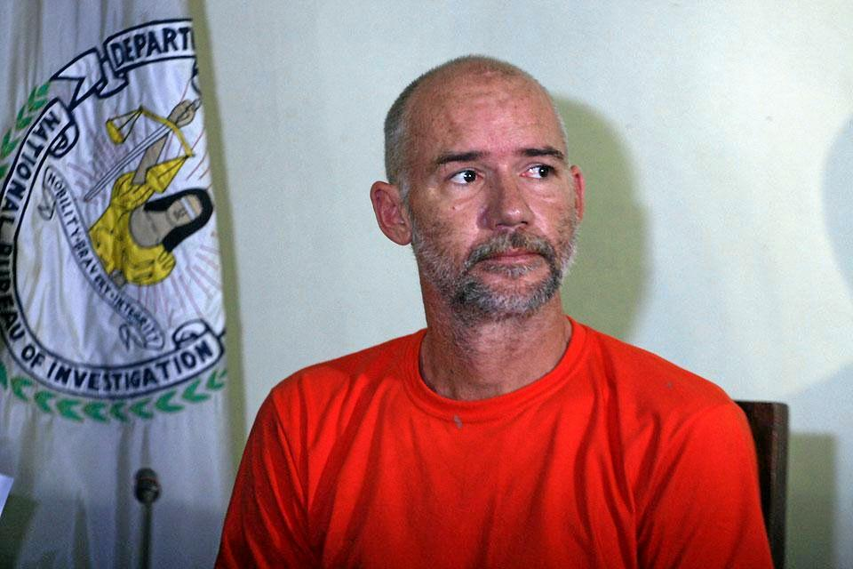 Markis Scott Turner was arrested in the Philippines.