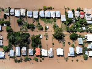 Mayor says Rockhampton flood levee is back on track