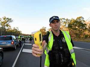 ROAD CRACKDOWN: Police blitz targets Bay highway