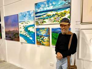 Vale John Turton, dedicated artist and family man