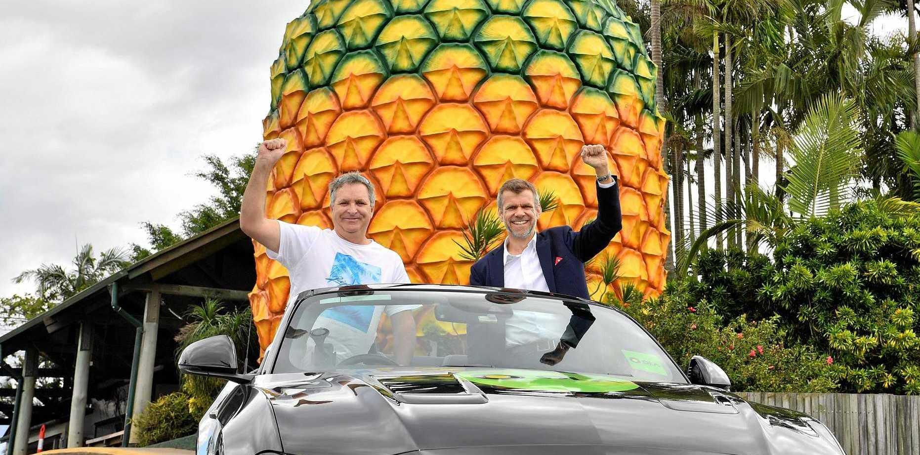 Rideshare app to rival Uber hits the Coast | Sunshine Coast Daily