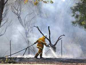 Bushfire period begins in winter on Mid North Coast