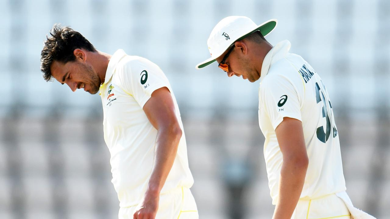 Mitchell Starc and Josh Hazlewood will have to put ego aside if they get the tap on the shoulder. Picture: Harry Trump/Getty Images