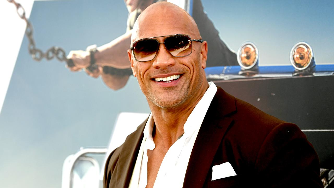 Dwayne Johnson. Picture: Kevin Winter/Getty Images