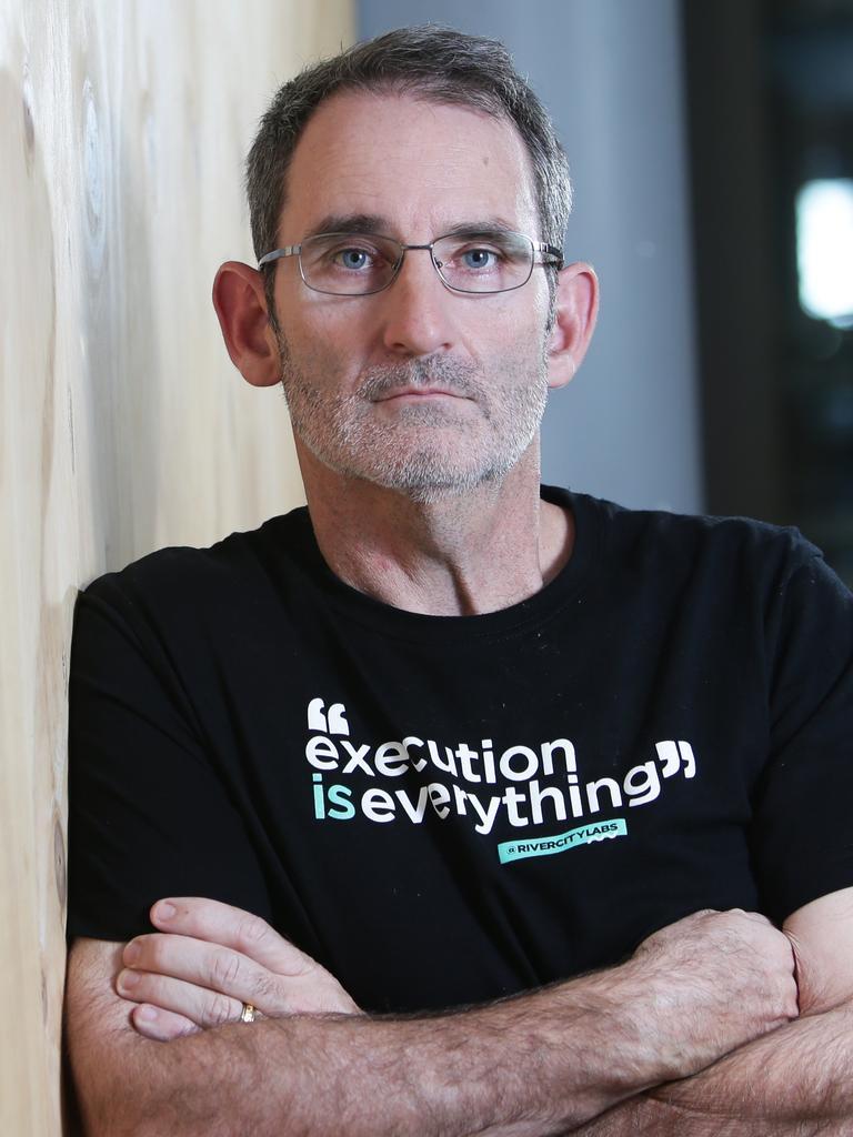 Queensland's former chief entrepreneur Steve Baxter is an investor in CruiseTraka...